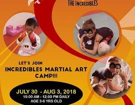 Nambari 10 ya Incredible Martial Art Flier na d3stin