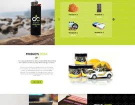 #5 for Design a Website Mockup by yasirmehmood490