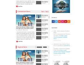 fahad0177 tarafından Design a Website into PSD or HTML için no 18