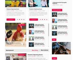 Nambari 26 ya Design a Website into PSD or HTML na riktapodder23