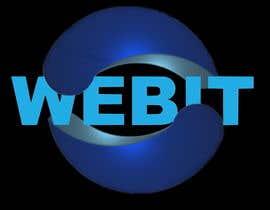 #81 for Design a Logo (WEBIT) by abdelengleze