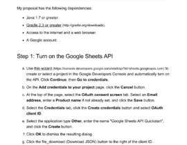 #1 for Automatically display data from google forms spreadsheet in a user friendly document by simonemsr