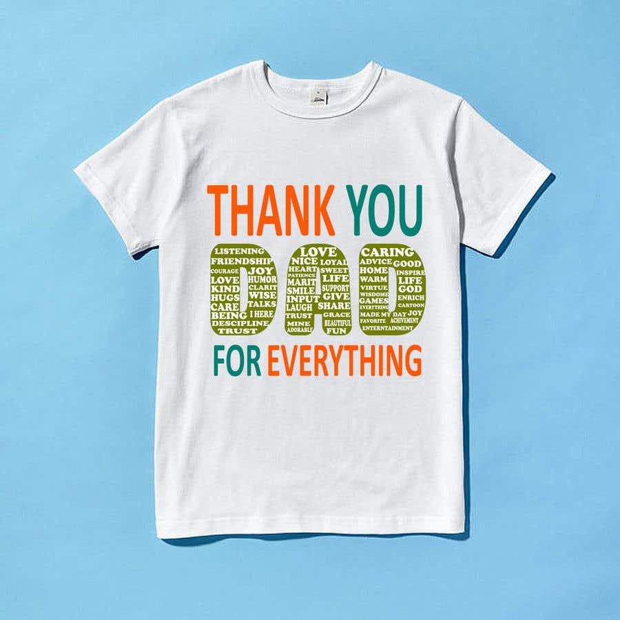 ebdca761 Contest Entry #30 for Design Father's day (or about dad), image who