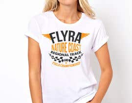 Nambari 24 ya FLYRA T-shirt na Wonderdax