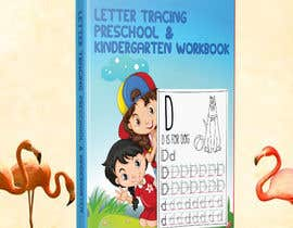 #13 for Letter Tracing for Kids Book Cover by sahadathossain81