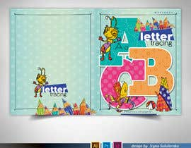 #34 for Letter Tracing for Kids Book Cover by IrynaSokolovska