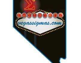 #33 for Las Vegas Fraternity Logo by Maranovi