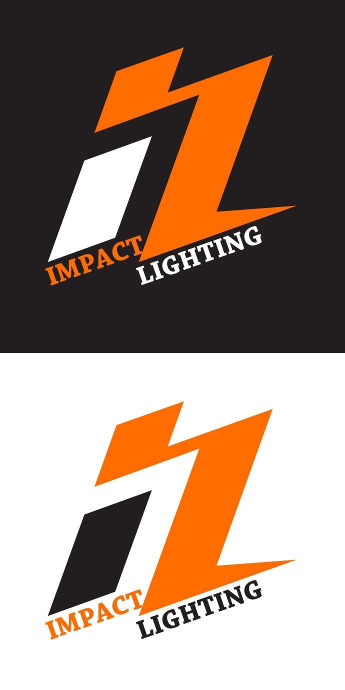 Inscrição nº 248 do Concurso para Logo Design for Impact Lighting