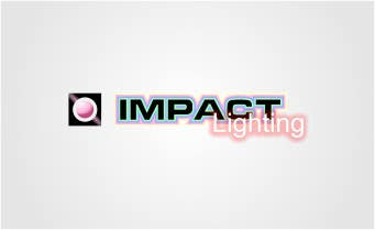 Inscrição nº 78 do Concurso para Logo Design for Impact Lighting
