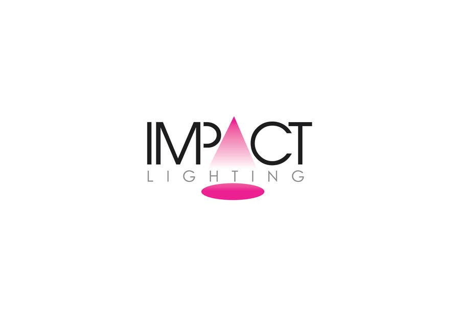 #59 for Logo Design for Impact Lighting by paxslg