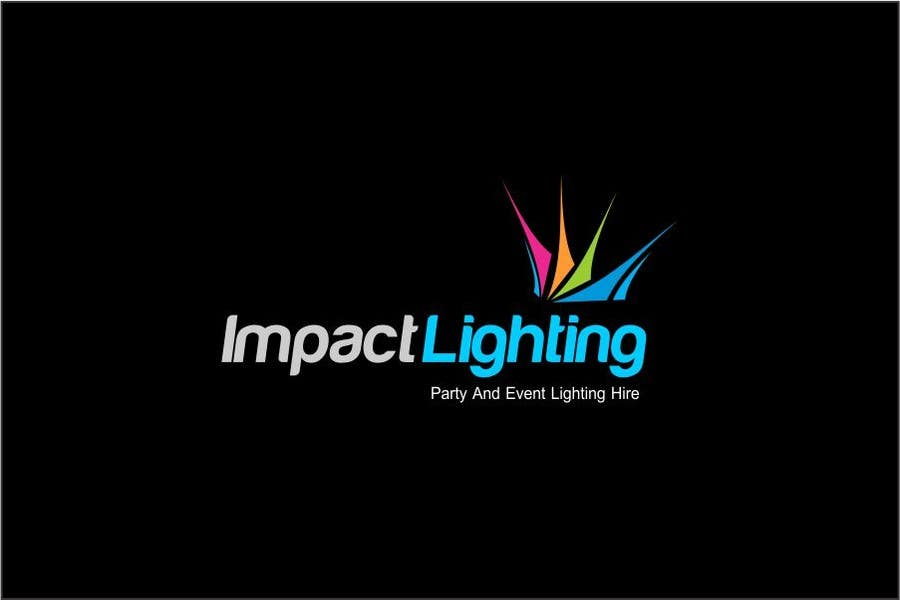 #202 for Logo Design for Impact Lighting by timedsgn