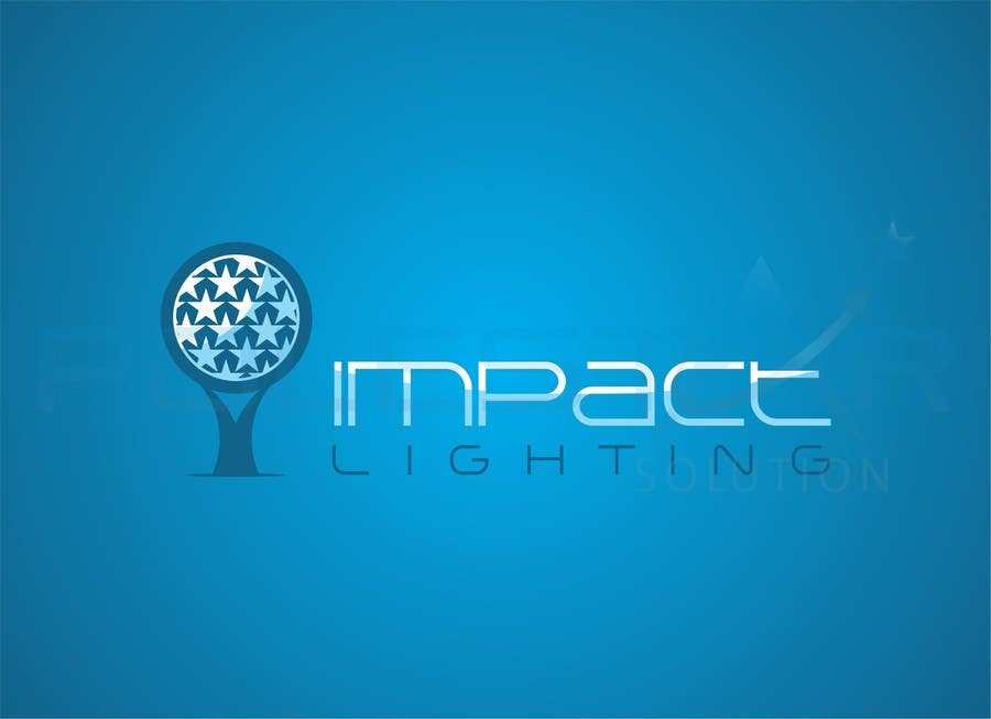 #139 for Logo Design for Impact Lighting by phyreinnovation
