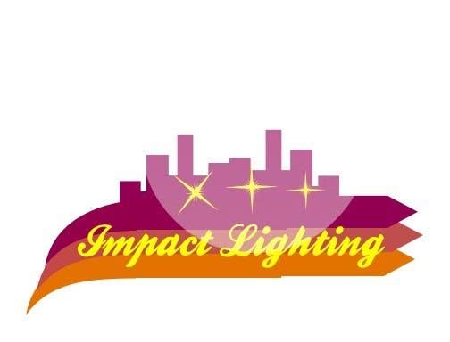 Bài tham dự cuộc thi #238 cho Logo Design for Impact Lighting