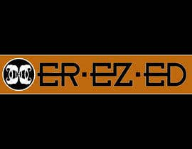 #23 for Revolution Rock - naming logo for Erezed by daxmar1