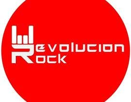 #27 for Revolution Rock - naming logo for Erezed by giovantonelli