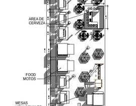 #10 for Food Truck yard concept design af bioarchitects