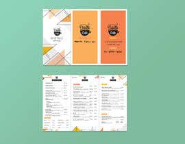 #8 for Tri-fold Brochure for cafe Open 6 days left by anna84m
