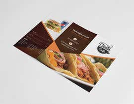 #12 for Tri-fold Brochure for cafe Open 6 days left by azgraphics939