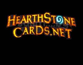 nº 25 pour Logo Hearthstone par damiimad