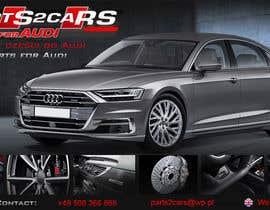 #32 for Nowy szablon ALLEGRO dla firmy parts2cars / części do AUDI by ssikora
