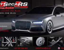 #36 for Nowy szablon ALLEGRO dla firmy parts2cars / części do AUDI by ssikora
