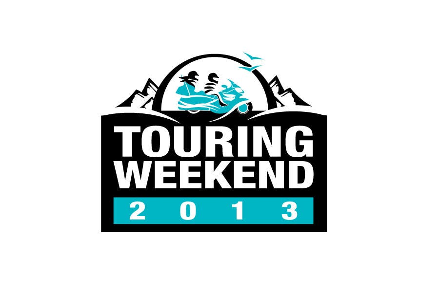 #118 for Logo Design for Touring Weekend 20xx by jtmarechal
