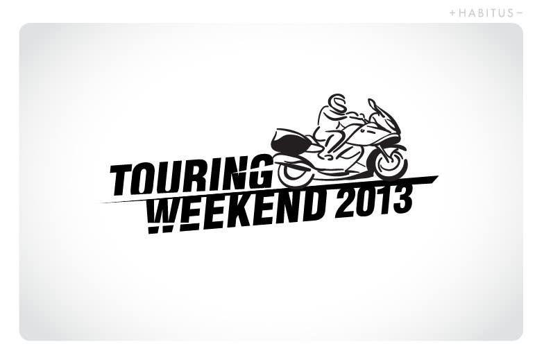 #110 for Logo Design for Touring Weekend 20xx by Habitus