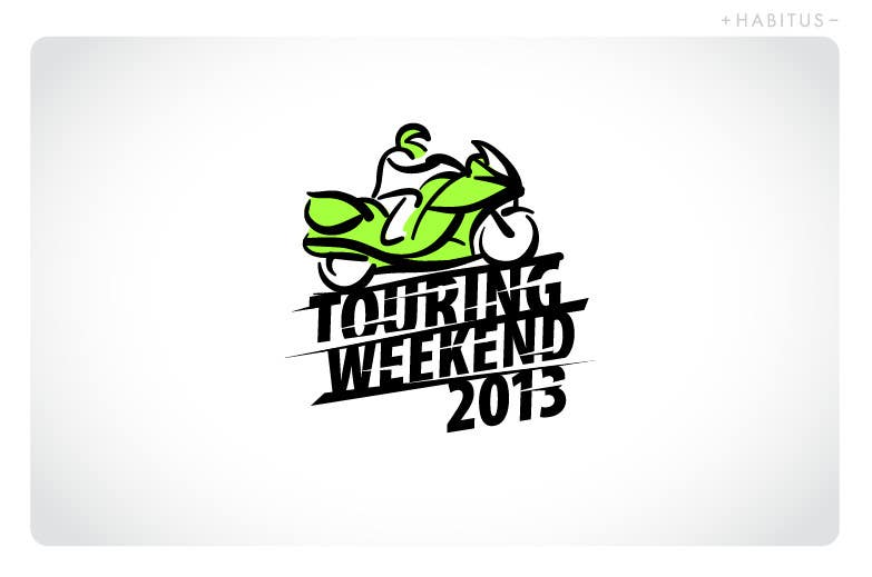 #117 for Logo Design for Touring Weekend 20xx by Habitus
