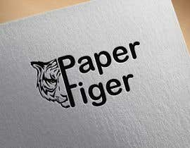 """#14 for Restaurant name """"Paper Tiger"""" Eatery by zinebboutlane92"""