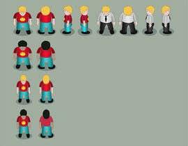 Nro 13 kilpailuun Design Some 2D models for video game käyttäjältä javiermc66