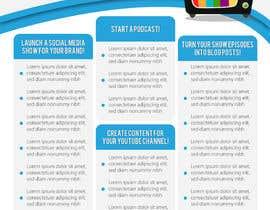 "#15 for Create a marketing flyer (jpeg & PDF) for the ""Social Media Show Lab"" by ArbazAnsari"