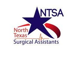 #100 untuk Logo Design for North Texas Surgical Assistants oleh creativeblack