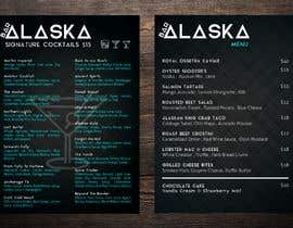 #80 for Bar Alaska Menu by jesusrojas452