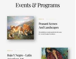 #20 for Fine art website by gtaposh