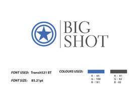 #377 for Need a Big Shot logo design for Big Shot, LLC by OHBLACKLENS