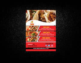 Nro 16 kilpailuun Design a mini Flyer coupon for my restaurant käyttäjältä SAFaahim