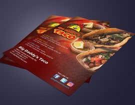 Nro 11 kilpailuun Design a mini Flyer coupon for my restaurant käyttäjältä mojnubogra