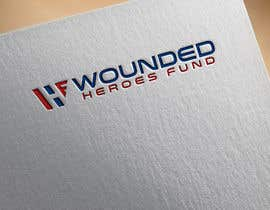 #565 for Logo for The Wounded Heroes Fund by sagorak47