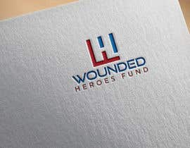 #273 for Logo for The Wounded Heroes Fund by mdsohaibulislam2