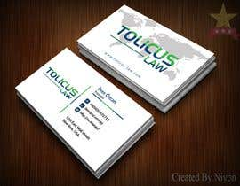 #95 for Business Card Design by Niyonbd