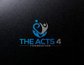 """#136 for Create a Logo for """"The Acts 4 Foundation"""" by sohelpatwary7898"""