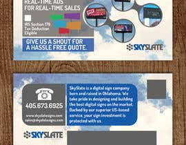 #4 for SkySlate Design a Auto Dealer Postcard by gkhaus