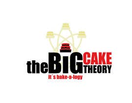 #6 for logo for cake bakery by TUKU22