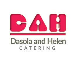 #48 untuk I need a catering Logo Designed, the name of the company is DAH - Dasola and Helen catering oleh noelcortes