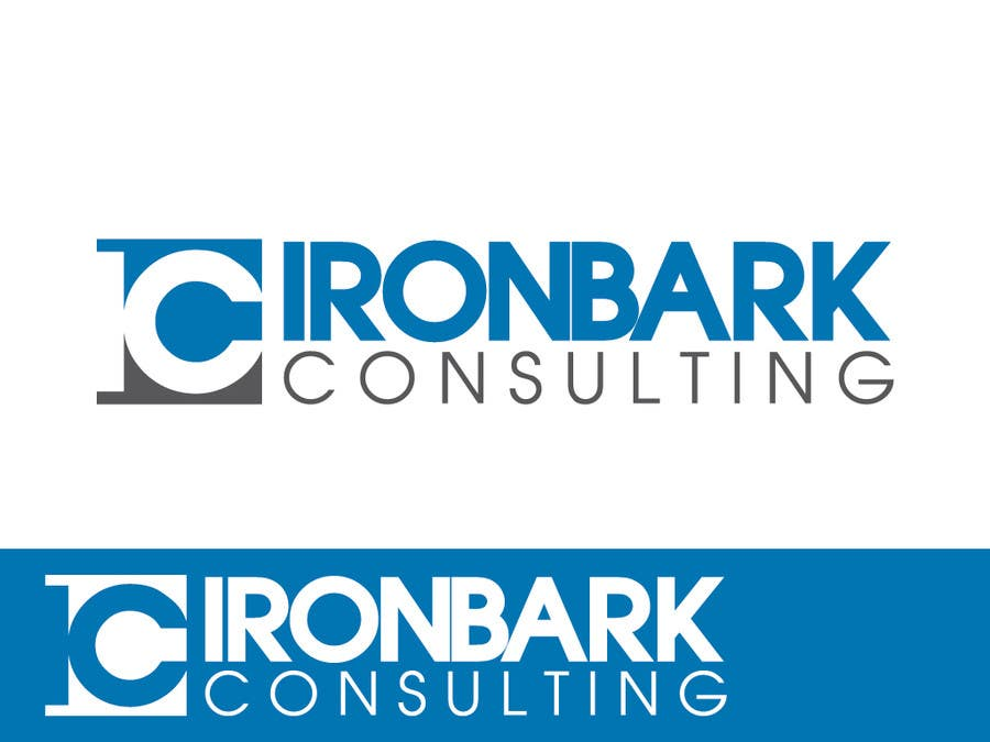 #56 for Logo Design for Ironbark Consulting by winarto2012
