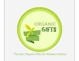 #14 for Design a logo for a website about Organic Gifts for Newborns by Cloudea