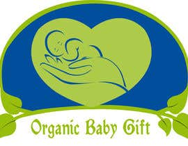 #17 for Design a logo for a website about Organic Gifts for Newborns by mamunorrashiid