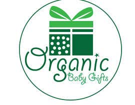 #20 for Design a logo for a website about Organic Gifts for Newborns by natasabeljin4444
