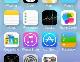 #15 for 2 AppStore icons with hearts and flags by graphicsitcenter
