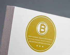 #37 for Design for a modern crypto coin the front and back in 3D. by melonkumar